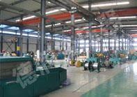 武威s11油浸式变压器生产线